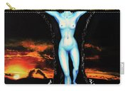The Moon Goddess Carry-all Pouch