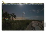 The Moonit Path To Fort Myers Beach Fort Myers Florida Carry-all Pouch