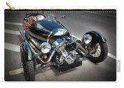 The Morgan Three Wheeler Carry-all Pouch