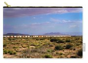 The Morning Train By Route 66 Carry-all Pouch