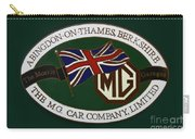 The Morris Garages Carry-all Pouch