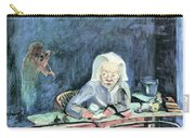 The Mother Of Sonia Gramatte By Walter Gramatte Carry-all Pouch