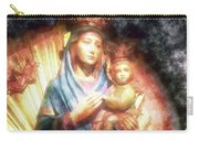 The Mother Of The King Is Queen Carry-all Pouch