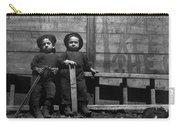 The Mott Street Boys Carry-all Pouch