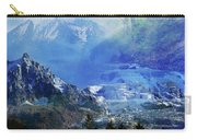 The Mountains Melting Snows Carry-all Pouch