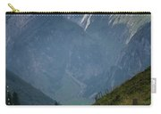 The Mountains Of Switzerland Carry-all Pouch