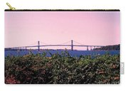 The Mt Hope Bridge Bristol Rhode Island Carry-all Pouch
