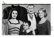The Munster Family Portrait Carry-all Pouch