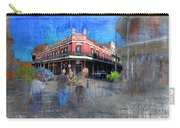 The Muriel's Of Jackson Square  Carry-all Pouch