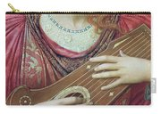 The Music Faintly Falling Dies Away Carry-all Pouch