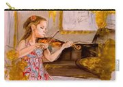 The Music Of Silence Carry-all Pouch