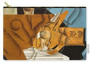 The Musician's Table Carry-all Pouch