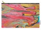 The Mystic Delta Carry-all Pouch by Julia Apostolova