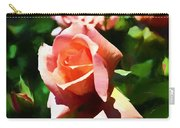 The Name Of A Rose Is Beauty Carry-all Pouch