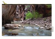 The Narrows, Zion National Park, Utah Carry-all Pouch