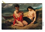 The Natchez Carry-all Pouch by Ferdinand Victor Eugene Delacroix