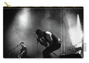 The National Performing At Hyde Park London Carry-all Pouch