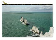 The Needles - Isle Of Wight Carry-all Pouch