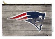 The New England Patriots 3c Carry-all Pouch
