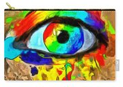 The New Eye Of Horus Carry-all Pouch