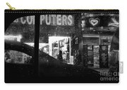 The Night Side Of Town - New York Carry-all Pouch