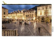 The Nights Of Dubrovnik Carry-all Pouch