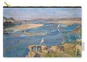 The Nile Near Aswan Carry-all Pouch