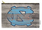 The North Carolina Tarheels 3b  Carry-all Pouch