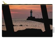 The North Pier Lighthouse Carry-all Pouch