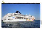 The Norwegian Sun Is Leaving Carry-all Pouch by Susanne Van Hulst