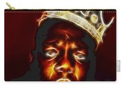 The Notorious B.i.g. - Biggie Smalls Carry-all Pouch