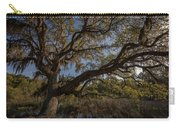 The Oak By The Side Of The Road Carry-all Pouch