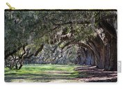 The Oaks At Boone Hall Carry-all Pouch