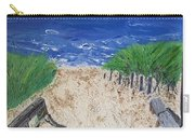 The Ocean View Carry-all Pouch