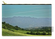 The Ojai Valley Carry-all Pouch