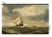 The Olbers At Sea Carry-all Pouch