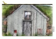 The Old Chicken Coop Iceland Turf Barn Carry-all Pouch