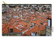 Dubrovnik Rooftops Carry-all Pouch