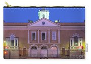 The Old Exchange And Provost Dungeon At Twilight Charleston South Carolina Carry-all Pouch