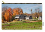 The Old Farm In Autumn Carry-all Pouch