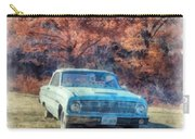 The Old Ford On The Side Of The Road Carry-all Pouch