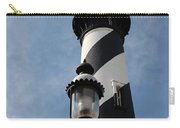 The Old Lantern And The Lighthouse Carry-all Pouch