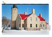 The Old Mackinac Point Lighthouse Carry-all Pouch