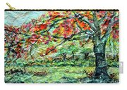 The Old Maple Tree Carry-all Pouch