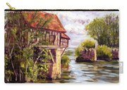 The Old Mill Of Vernon Carry-all Pouch