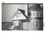 The Old House Carry-all Pouch