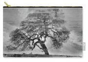 The Old Oak Tree Standing Alone  Carry-all Pouch
