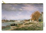 The Old Quay At Bercy Carry-all Pouch