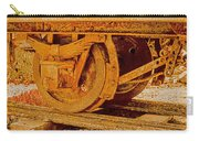 The Old Railway Wagon Carry-all Pouch