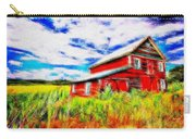 The Old Red Barn Carry-all Pouch